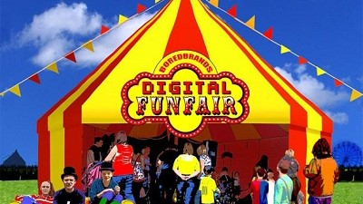 Boredbrand's Digital Funfair