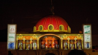 Diversion Video Mapping