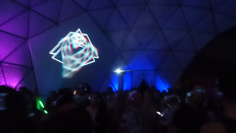 large scale 3d visuals